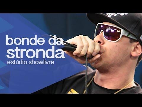 """""""Zica do bagui"""" - Bonde da Stronda no Estúdio Showlivre 2013"""