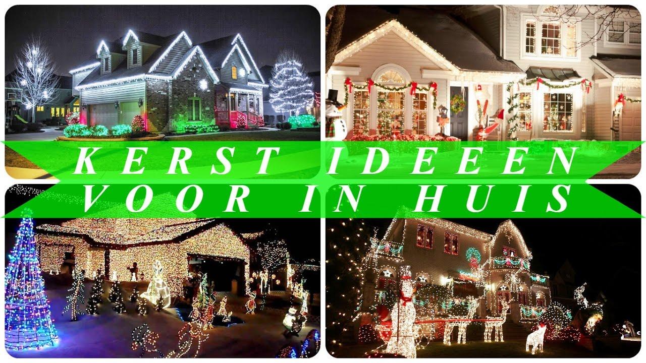 Fabulous Kerst ideeen voor in huis - YouTube &TH89