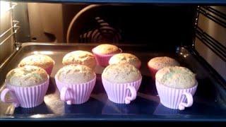 Кексы.Самые вкусные кексы Простой и быстрый рецепт