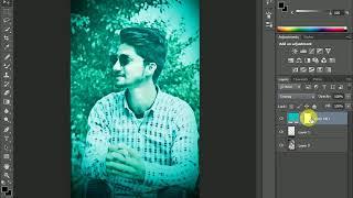 Wie kann ich die Bearbeiten/erstellen (Rot, n Blau) - Effekt in photo shop PS-tutorial für Anfänger sehr einfach