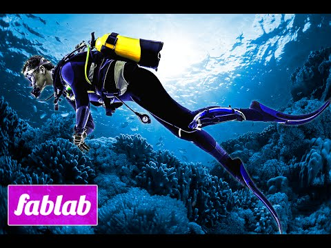 Fablab TV Ep 03: Reef With Possibilities
