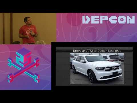 DEF CON 25 Car Hacking Village  - Weston Hecker - Grand Theft Radio  Stopping SDR Relay Attacks