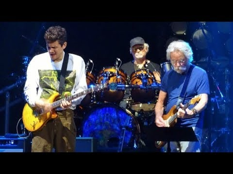 """Knockin On Heaven's Door"" Dead & Co. Encore 11/22/17 Hartford CT"