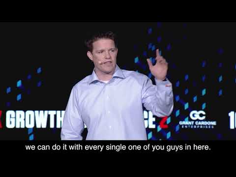10X Growth Con  Russell Brunson 3 Million Dollar Presentation