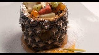 Фруктовый салат  | 7 нот вегетарианской кухни