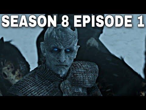 Season 8 Episode 1 Plot Leak Breakdown! - Game of Thrones Season 8