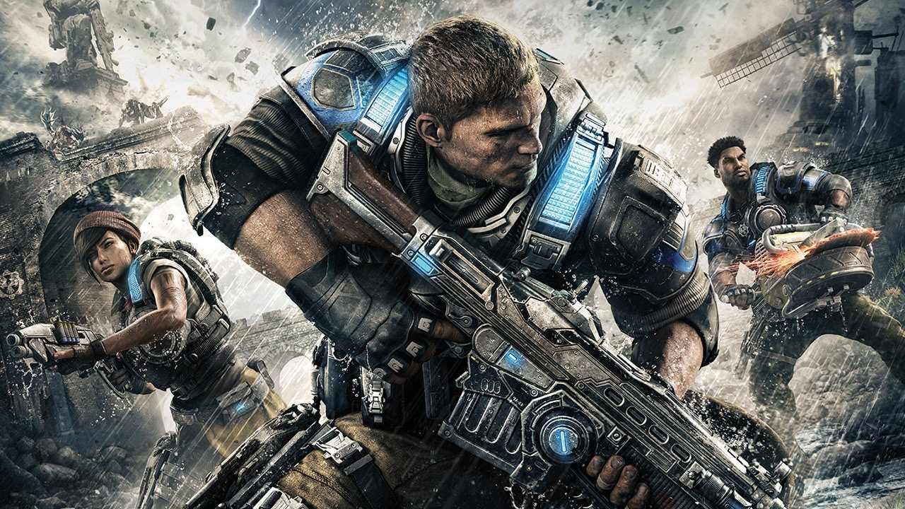 What to Expect at This Year's E3 Gears of War 4