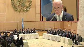 مسؤول روسي يصل جنيف فجأة للقاء وفد المعارضة بعد تصريحات روسية عن الأسد... ماذا قالوا؟ - تفاصيل