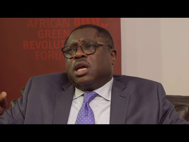 Voices from AGRF 2017 - William Asiko, Grow Africa