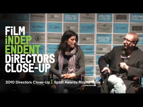 Director's Close Up Spirit Awards Roundtable