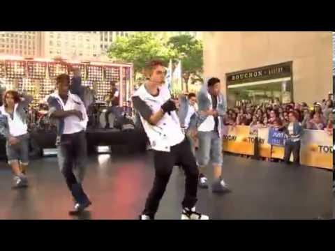 All Around The World - Justin Bieber New York