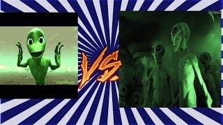Yeni Yeşil Uzaylı VS Eski Yeşil Uzaylı