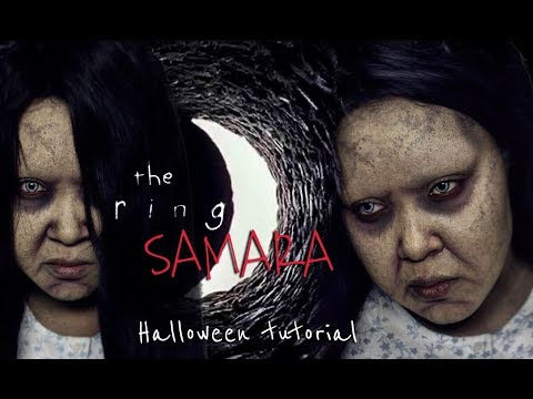SAMARA | The Ring | Halloween | MakeupByNamaisa