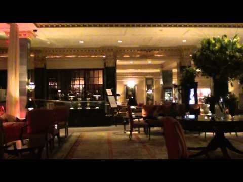 Intercontinental Hotel Barclay Video Footage, New York City, USA