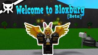 Costruire la mia casa dei sogni !! Benvenuti a Bloxburg [BETA] ROBLOX - Parte 6