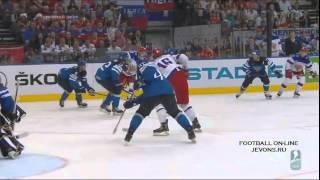 видео Хоккей ЧМ 2014 Финал Россия-Финляндия  HD 720p Минск