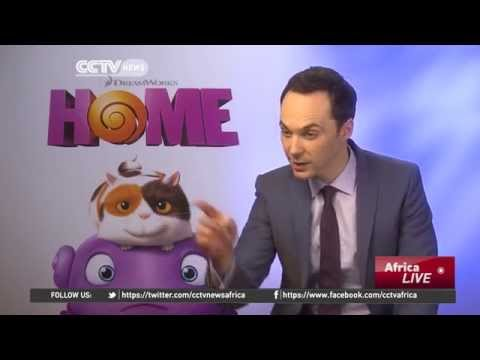 Jim Parsons On Working With Rihanna