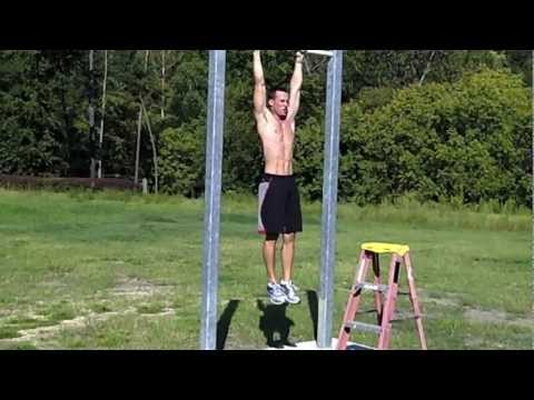 High Bar Workout - Pole Vault Workout - Michael Seaman