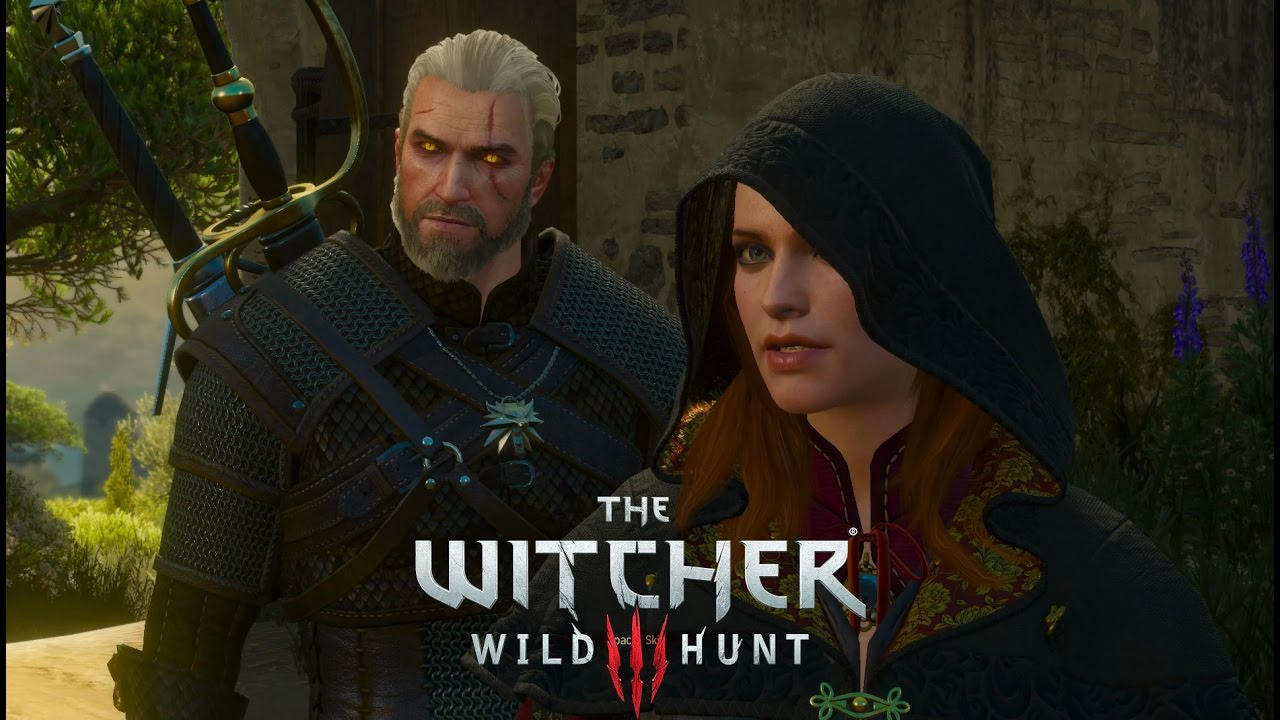The Witcher 3 Mods 26 Various Video Replacements Open Menu During Dialogues Youtube