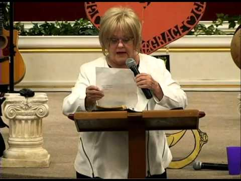 Hell Sermon - Mary K Baxter 2014