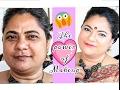 The Power Of Makeup  Indian Mature Skin  Ishita Chanda