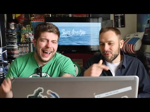 Swiss Army Man Trailer REACTION Review (Farting Daniel Radcliffe Movie)