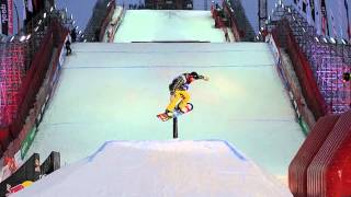 Grand Prix de Russie - кубок мира по сноубордингу 2013 на ВВЦ