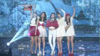 【1080P】Krystal,Sulli & Suzy(miss A)& Jiyoung(KARA)& Sohyun- Winter Songs (21 Dec,2012) - Stafaband