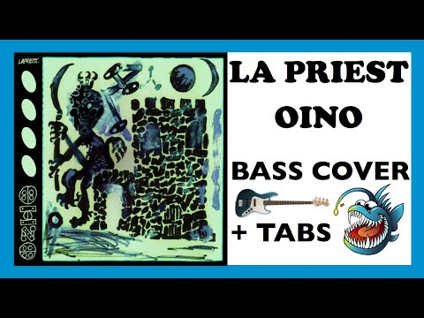 LA PRIEST - OINO (BASS COVER + TABS) mp3
