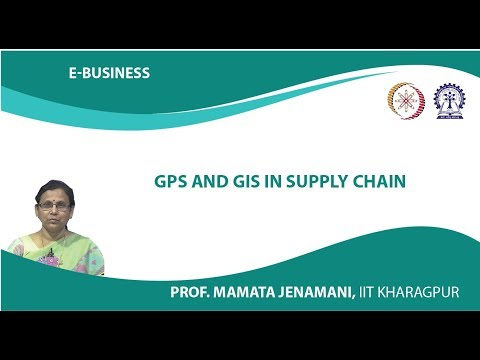 GPS And GIS In Supply Chain