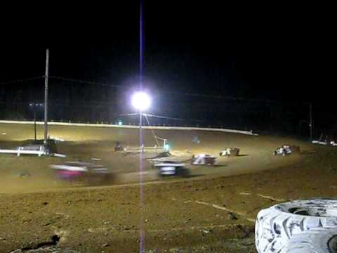 2009 Soggy Bottom Raceway Collision