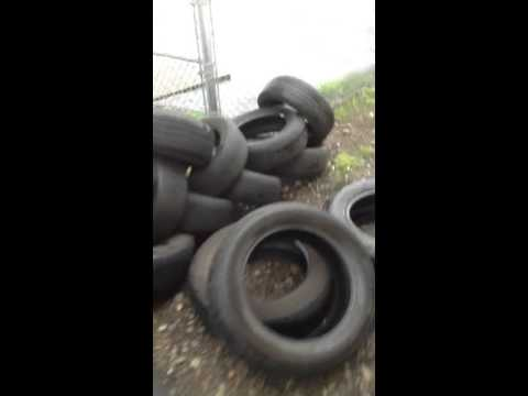 Make money selling used tires!
