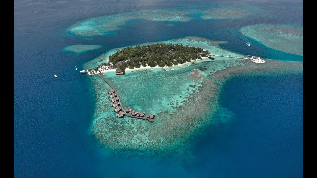 sátira alcohol Elemental  Nika Island Resort & Spa. Le Maldive di una volta - YouTube