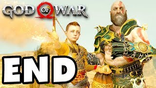 ENDING! - God of War - Gameplay Walkthrough Part 28 (God of War 4)