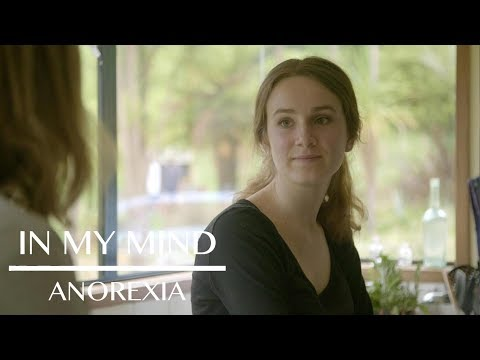 Teenager with Anorexia