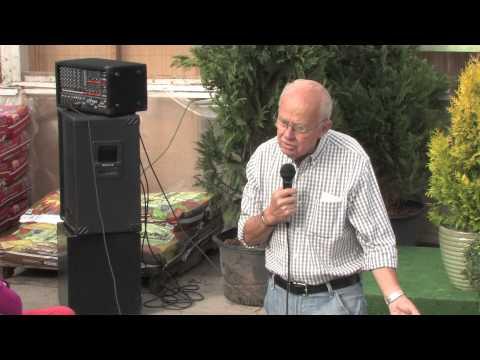 Ed Hume - AmpleHarvest Seattle gardening festival