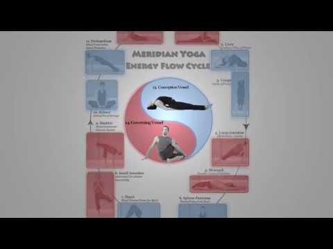 Meridian Yoga: 00-1 Energy Flow Cycle