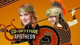Let's Play Apotheon! (Co-Optitude w/ Ryon & Felicia Day)