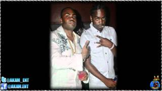 Rickey Teetz Ft. Sicq Up - Gunshot [6 Shot Riddim] 2012