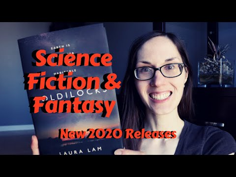 New 2020 Science Fiction & Fantasy Releases | #booktubesff #bookreviews