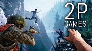 Top 10 NEW Coop Games of 2018