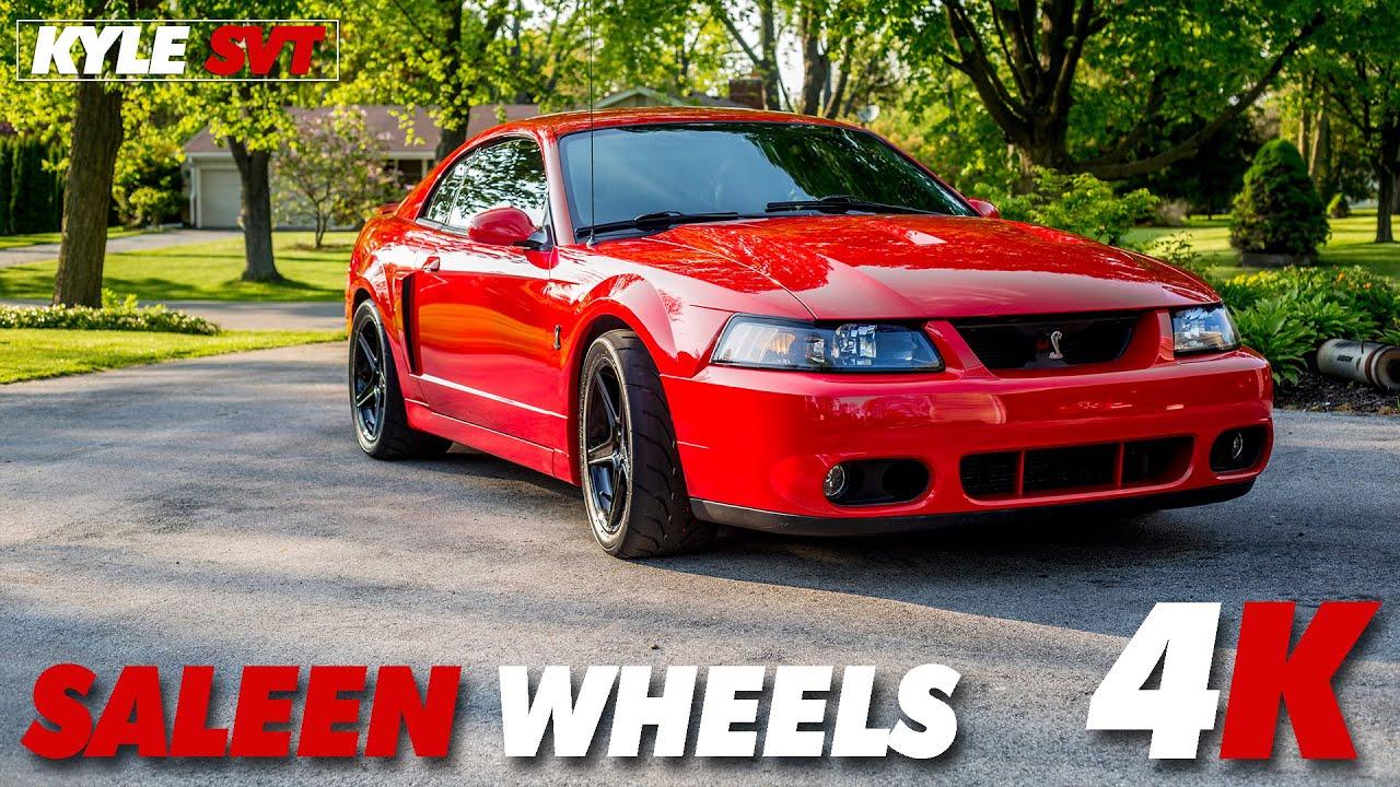 Saleen Wheels on 03 Cobra in 4K Cinematic