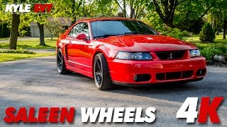 homepage tile video photo for Saleen Wheels on 03 Cobra in 4K