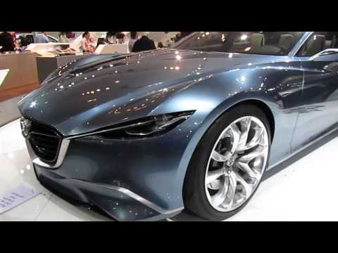 Mazda Shinari Design Concept 2011 | Future