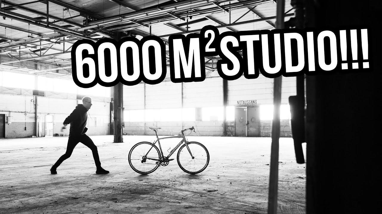 Unser 6000qm Studio/Lost Place!!! 📸 FOTOGRAFIE VLOG DEUTSCH