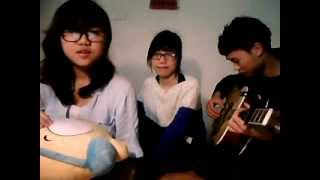 way back into love_ KIM DUYÊN ft HYLIN_ GUITAR: NO PROMISES