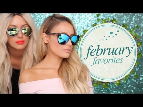 February Favorites + Eyelash Extensions
