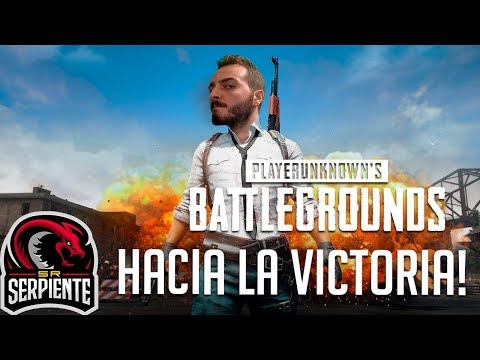HACIA LA VICTORIA   PLAYERUKNOWN'S BATTLEGROUNDS c/ Eruby - Streaming