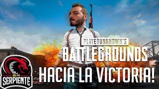 HACIA LA VICTORIA | PLAYERUKNOWN'S BATTLEGROUNDS c/ Eruby - Streaming