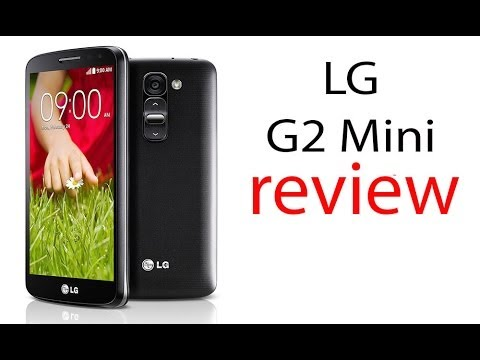 LG G2 Mini review (en español)